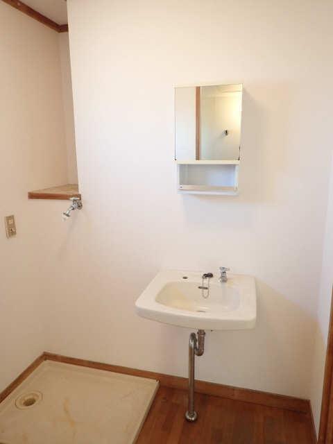 第2メゾンキジ 4階 洗面