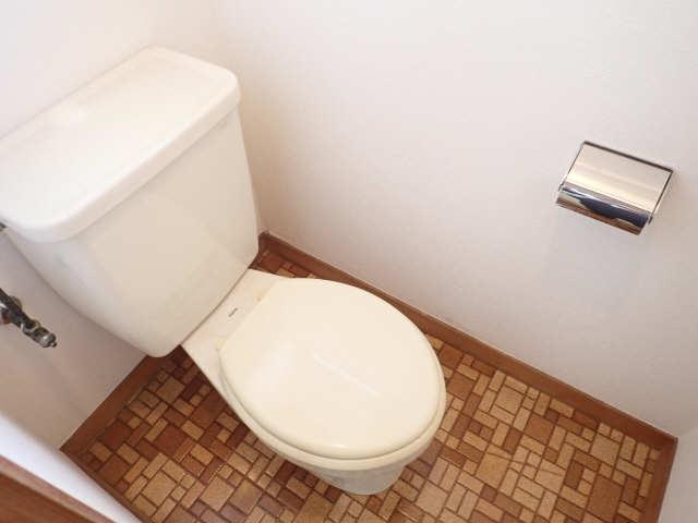 第2メゾンキジ 4階 WC