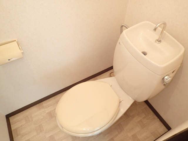 タウン松葉 2階 WC