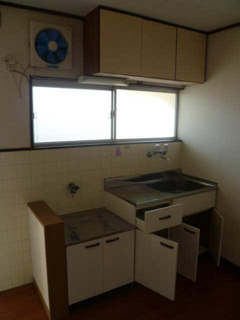 コーポ加藤 2階 キッチン