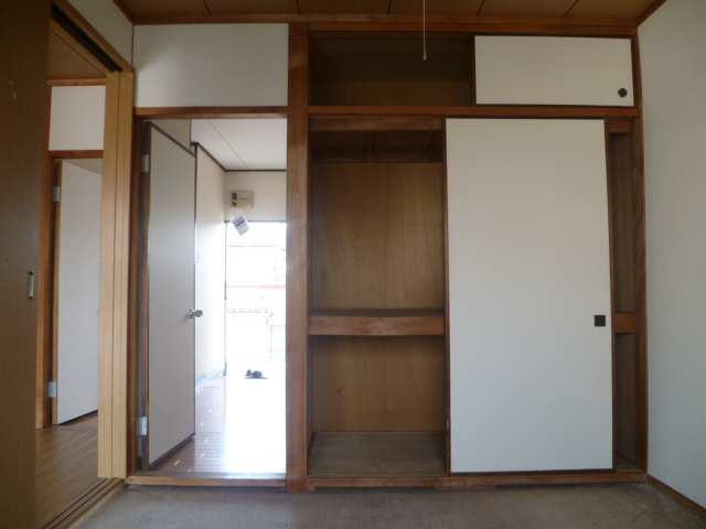 コーポ加藤 2階 収納