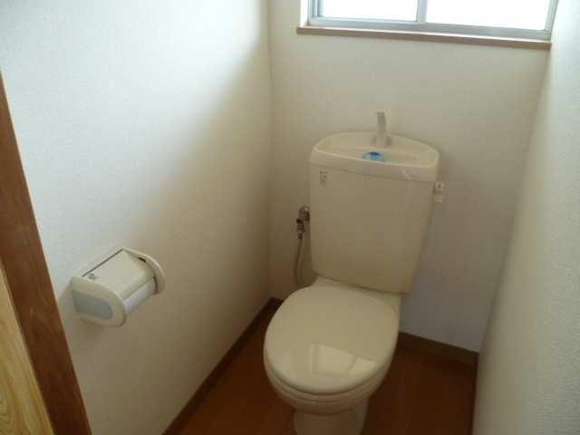 コーポ加藤 2階 WC
