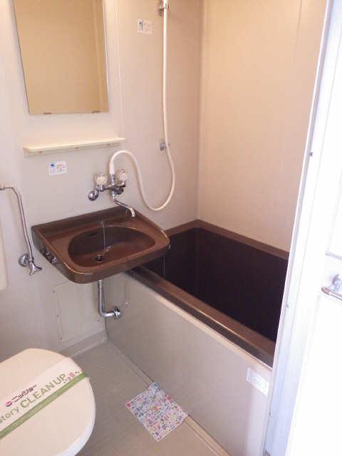 フォーブル沖田 2階 浴室