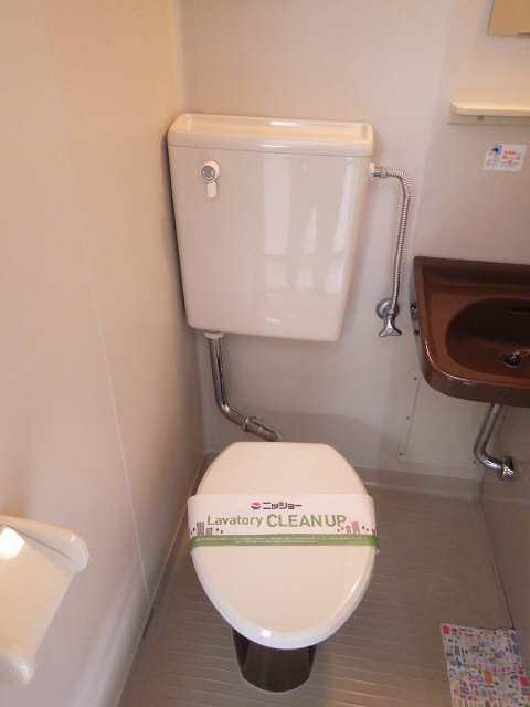 フォーブル沖田 2階 WC