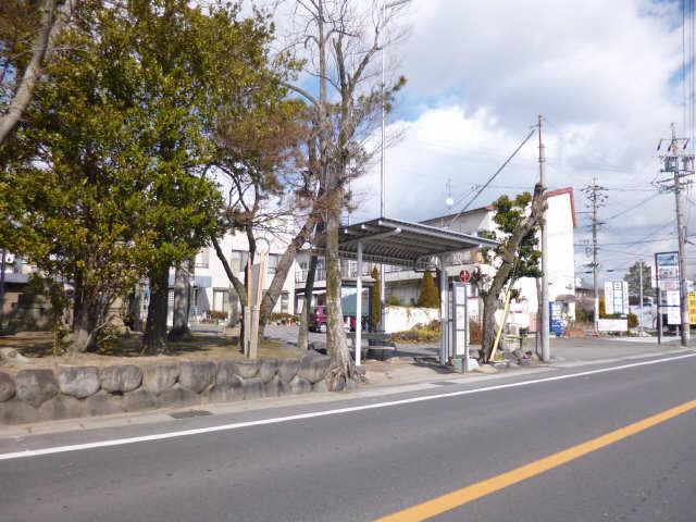 東条バス停