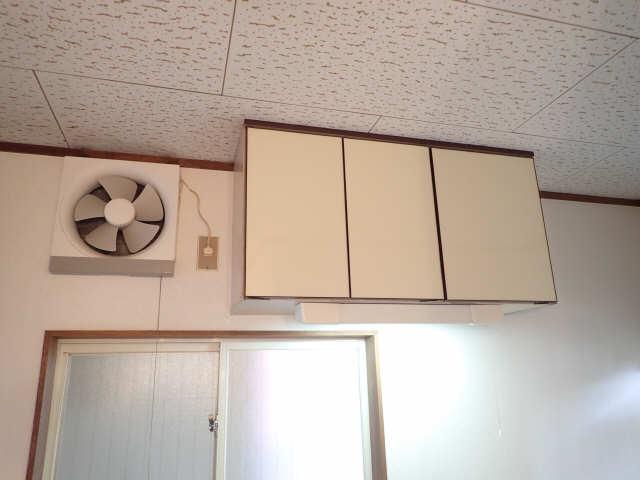 キッチン上段