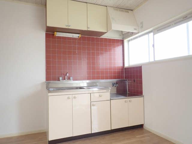サンハイツ山田 2階 キッチン