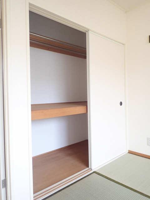 サンハイツ山田 2階 和室収納