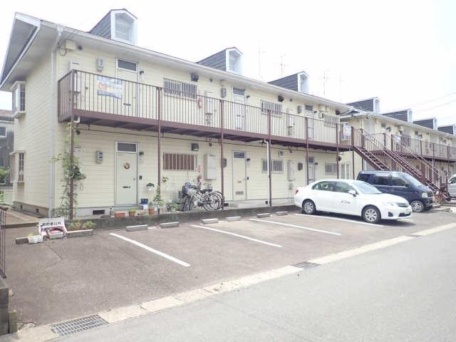 サンハイツ山田 2階 駐車場