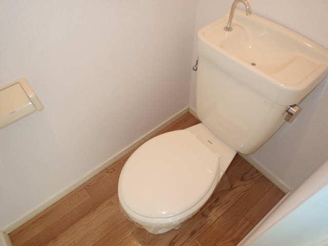 サンハイツ山田 2階 WC