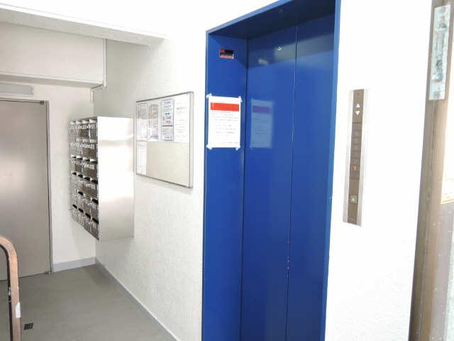 サンライズノリタケ 2階 エレベーター