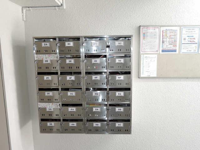 サンライズノリタケ 2階 メールBOX