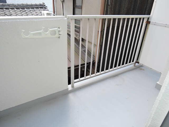 サンライズノリタケ 2階 バルコニー