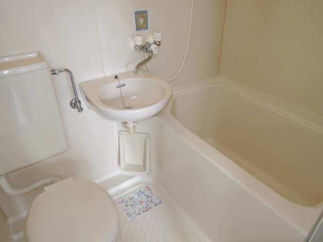 サンライズノリタケ 2階 浴室