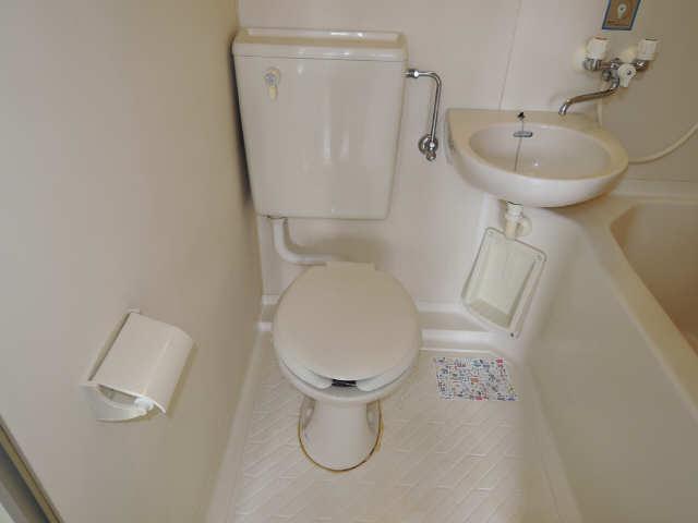 サンライズノリタケ 2階 WC