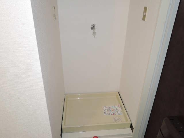 サンライズノリタケ 3階 洗濯機置場