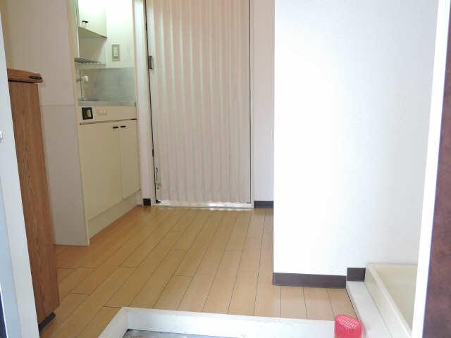 サンライズノリタケ 3階 玄関