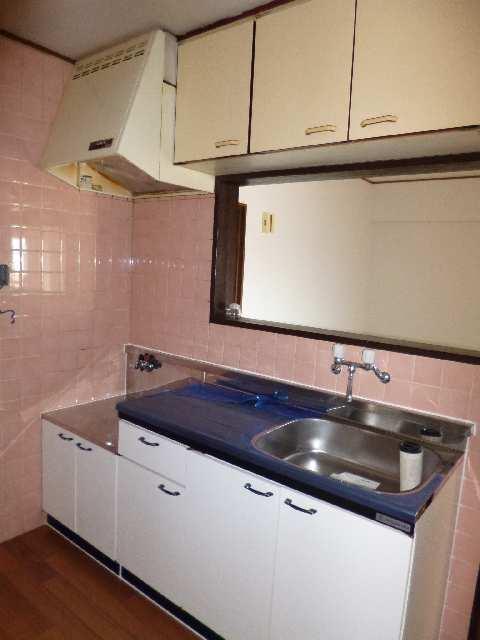 カーザビアンカⅡ 3階 キッチン