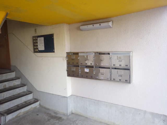 スカイレジデンス 4階 共有部分
