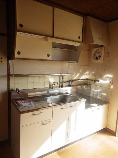 スカイレジデンス 4階 キッチン