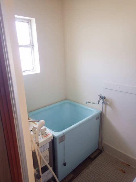 スカイレジデンス 4階 浴室