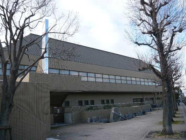 パフォス草薙 中村スポーツセンター