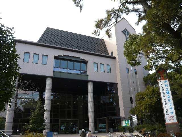 パフォス草薙 中村図書館