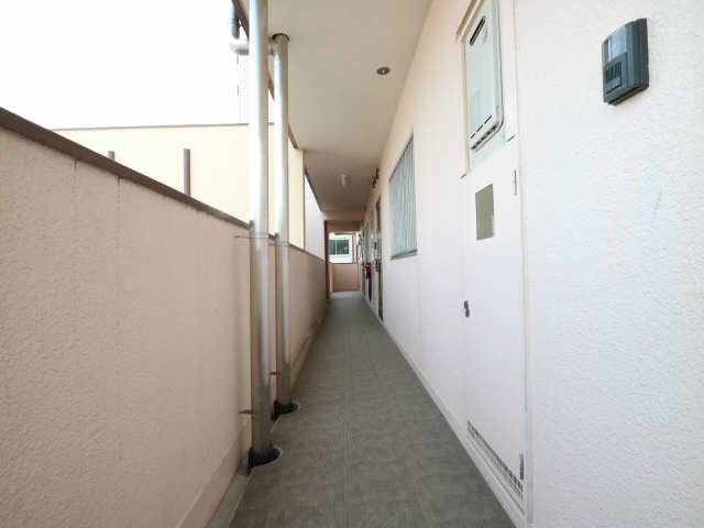 B.S.ハウスロボ 2階 共有部分