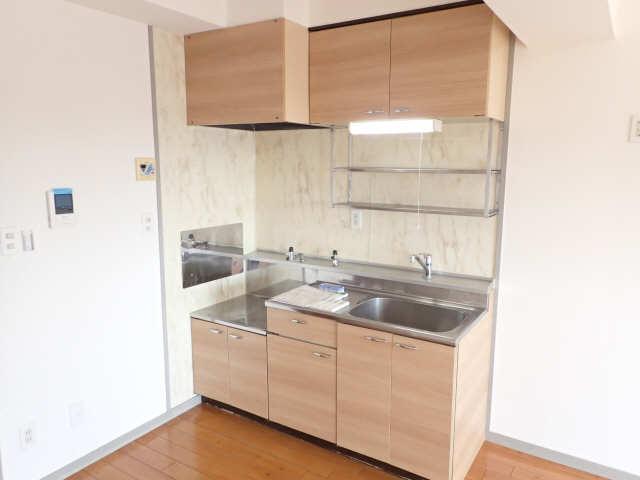 B.S.ハウスロボ 6階 キッチン