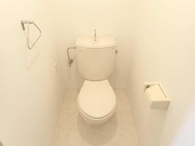 B.S.ハウスロボ 6階 WC