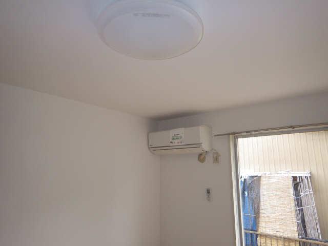メゾンR&AⅡ 1階 エアコン