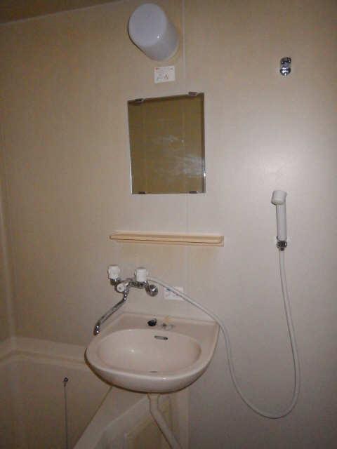 メゾンR&AⅡ 1階 洗面