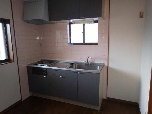 エポック城 1階 キッチン