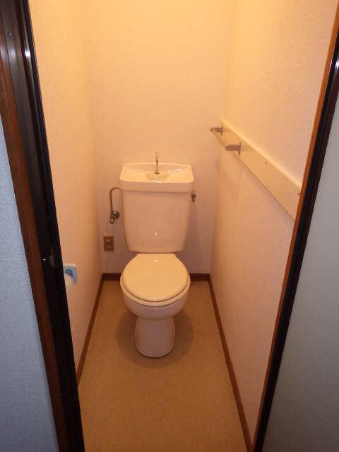 エポック城 1階 WC