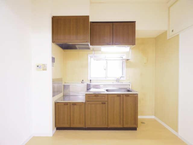グランドール清洲 2階 キッチン