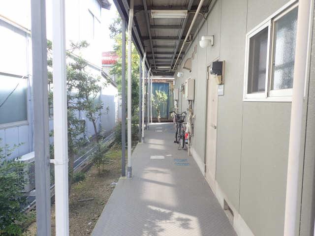 サンクレスト篠田 1階 共有部分