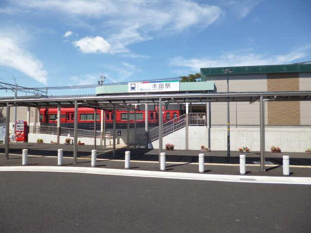 サンクレスト篠田 1階 名鉄津島線木田駅