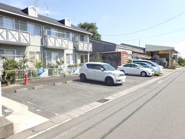サンクレスト篠田 1階 駐車場