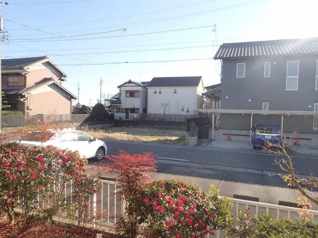サンクレスト篠田 1階 眺望
