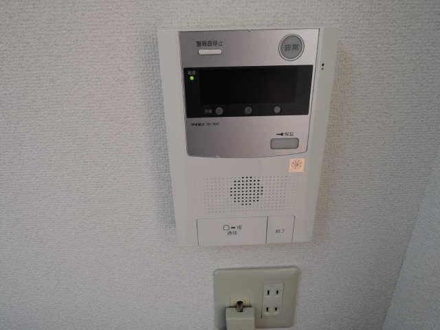 エスポア日吉 11階 モニター付インターホン