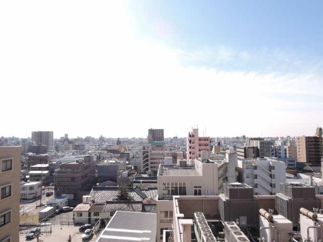 エスポア日吉 11階 眺望