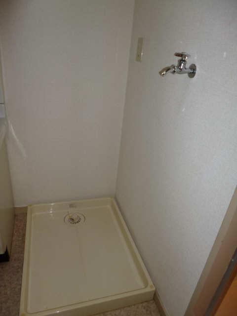 サンホーム愛宕 3階 洗濯機置場
