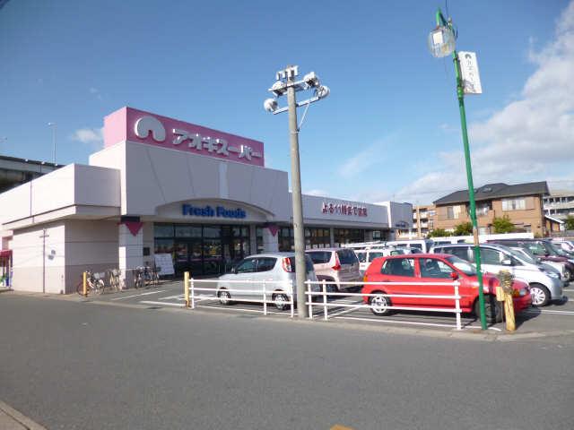 サンクレスト立松 アオキスーパー