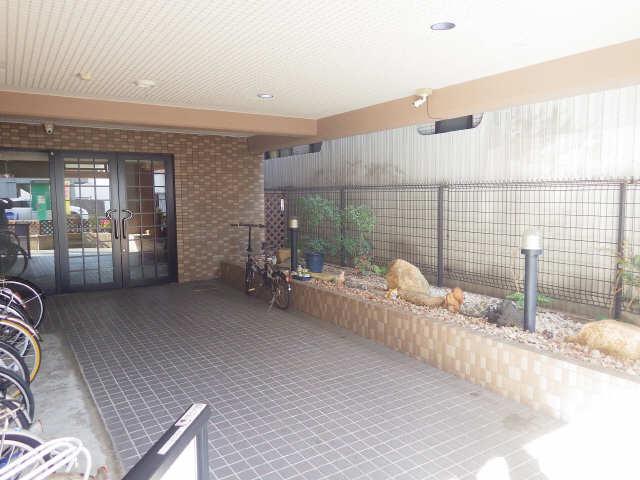 ウインバードM・K 6階 エントランス