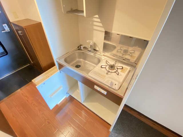 ウインバードM・K 6階 キッチン
