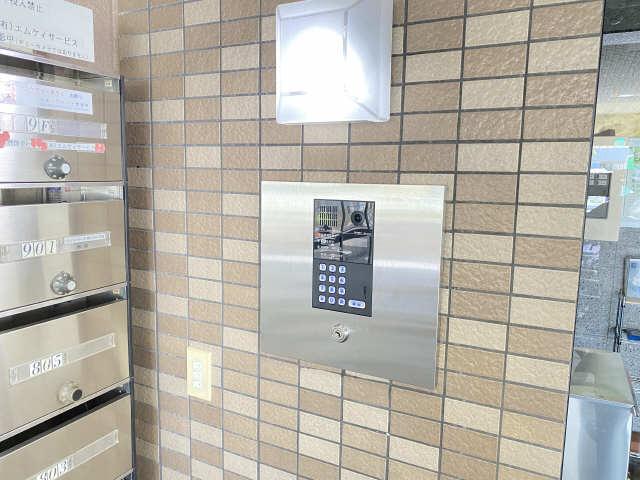 ウインバードM・K 6階 セキュリティ