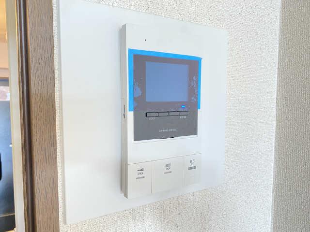 ウインバードM・K 6階 モニター付きインターホン