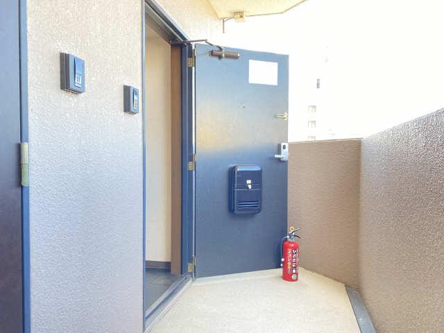 ウインバードM・K 6階 玄関