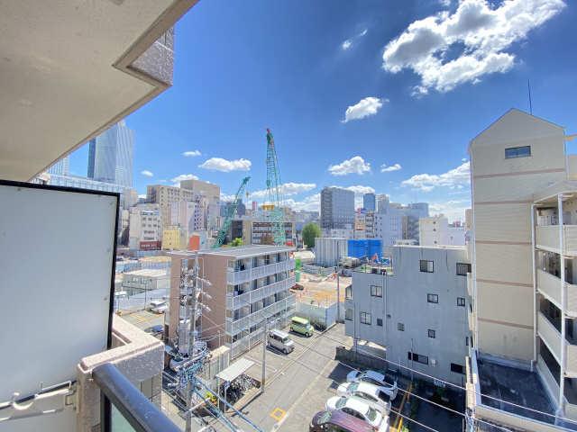 ウインバードM・K 6階 眺望