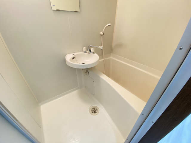 ランドビル本陣 9階 浴室